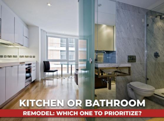 Kitchen or Bathroom Remodel: Which One to Prioritize? on kitchen and bath remodeling ideas, kitchen and bath remodeling magazine, kitchen and bath design, bathroom kitchen remodel, kitchen and bath decor,